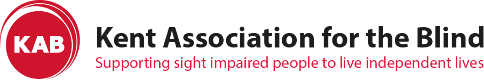 Kent Association for the Blind logo