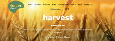 Harvest New Anglican Church - Logo