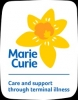 Marie Curie Cancer Care - Logo