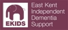 EKIDS  Monthly Groups (East Kent Independent Dementia Support) logo