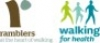 Broadstairs and St Peters Health Walk logo