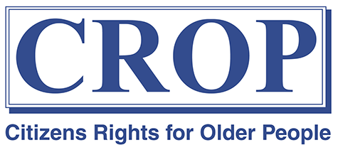 Coronavirus - CROP (Citizens Rights for Older People) - Logo