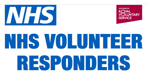 Image of Coronavirus - Royal Voluntary Service - NHS Volunteer Responders