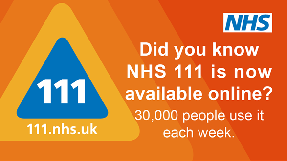 Image of NHS 111