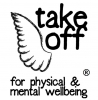 Take Off  for physical and mental wellbeing logo