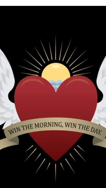Image of Win the Morning Win the Day
